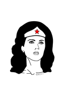 {Lynda Carter}Wonder Woman by ac2377
