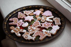 Christmas cookies by MyBloodIsHCl