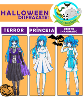 +ZG+ Narel Halloween Meme by Ayukaba