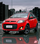 2012 Abarth Palio by NeneDs