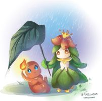 - Pokecember 03and04 : Lilligant and Charmander -