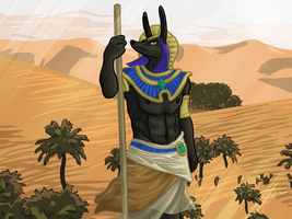 Anubis by Foxtale