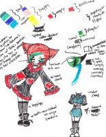 Hakumei Yume Reference Sheet by KillerSuicideXIII