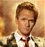 How i met your mother - Barney Stinson by p1xer