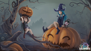 Halloween 2014 by simonuiart
