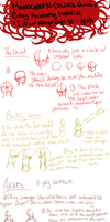 Basic Female Anatomy tutorial by Monochrome-Colors