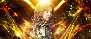 SNSD Sunny Signature by tozic