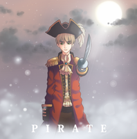 Pirate England by One-Sided-Pancake