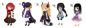 Free Dream Selfy Adopts! by Selfee