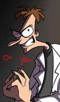 dr. doofenshmirtz by EZstrongs