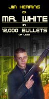 10,000 Bullets: Mr. White by Mechis