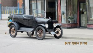 1924 Ford.2 by catsvsfox