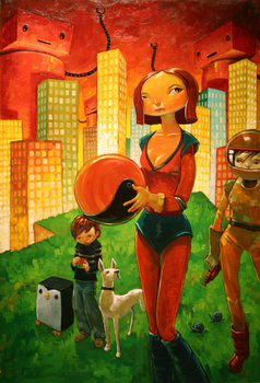 A Question For Science by jasinski