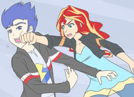 Punch! (30 minute challenge) by JonFawkes