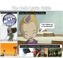 The Code Lyoko Guide by AvatarLyoko