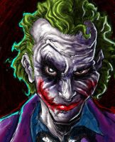 Why so serious? by Drago-the-Dark-Klown