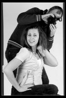 Comedian and Photographer by Plassgard