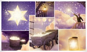 Catching Stars- Details by MoonlightImages