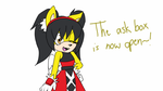 Ask Honey The Cat by Jc-the-penguin