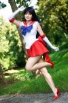 Sailor Mars - Soldior of Fire and Passion by Lie-chee
