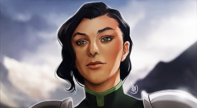 Kuvira by jaeon009