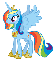 Dashing Luna by Durpy