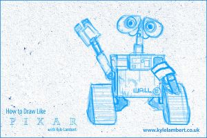 How To Draw Wall-E by kyle-lambert