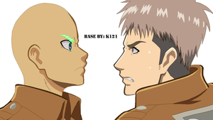 Jean And OC Base by Kasumi121