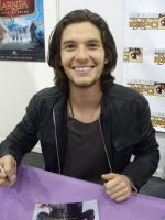 Meeting Ben Barnes by lunamaxwell