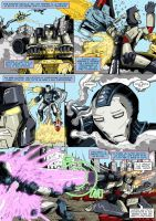 Regeneration + #2 - Desperate Fight - page 3 by M3Gr1ml0ck