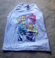 MLP Main 6 T-Shirt 2 by extraphotos