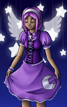 Fake stars and sincere smiles [Redraw] by x-Hypotermia-x