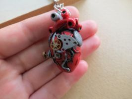 Steampunk heart by LsUnique