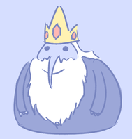 ice king by tentacrab