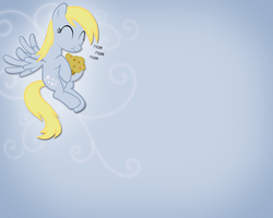 Derpy Hove wallpaper by twistedlove
