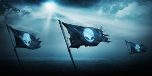 Alienware Arena Flags by Paullus23