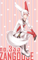 gijinka zangoose - new by Asuyaa