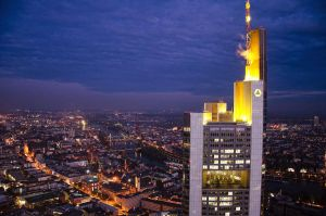 Commerzbank Tower by rayxearl