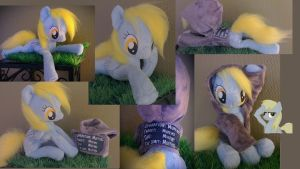 Derpy operation muffins by Epicrainbowcrafts