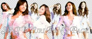 SNSD Yuri PNG Pack by ektamisra