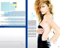 Sample Layout by meintograpix