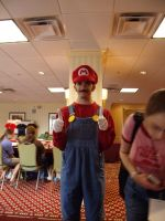 Mario at Anime Detroit 2010 by CynicalSniper