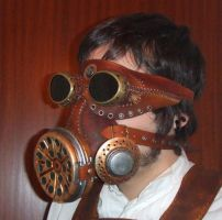 Steampunk ShuMa by Arph