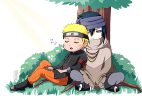 .:NaruSasu:. Some things never change by YozoraArashi