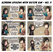 Korean lessons - 05 by KaitouHyuuga