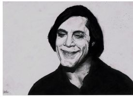 Anton Chigurh by TheSimpleton