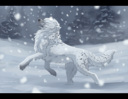 Snow Storm by Singarl