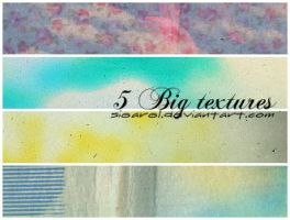 5 Big textures by Siearel