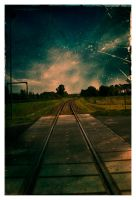 Follow the Tracks by Riffo