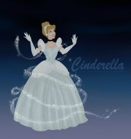 Cinderella Traditional Style by LittleMissJo